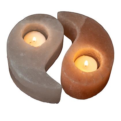 Yin & Yang Candle Holder (Case of 12) Unit Price £4.00