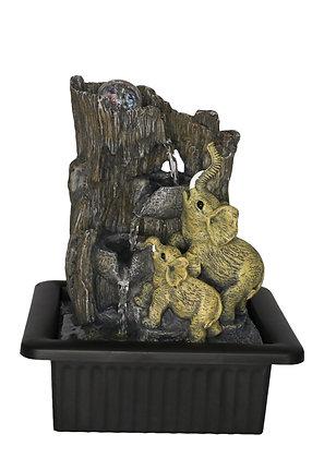 Elephant Delight Fountain (Case of 6) Unit Price £15.95