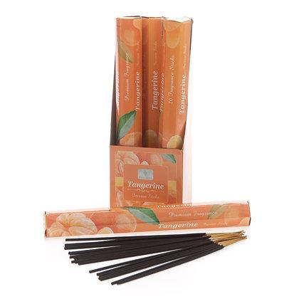 Tangerine Incense Sticks (Case of 12) Unit Price £1.50