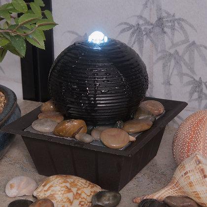 Globe of Goodness Fountain