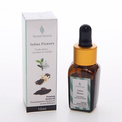 Indian Flowers Premium Fragrance Oil  10ml