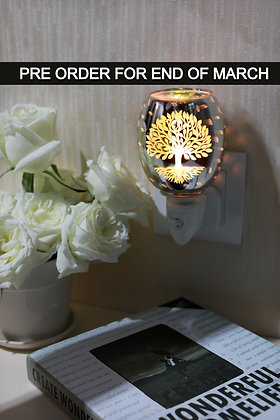 Tree of Life 3D Plug in Warmer (Case 12) Unit Price 5.95