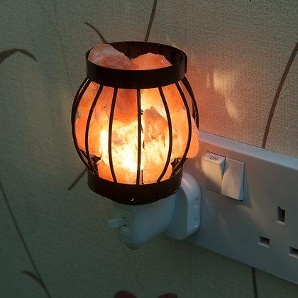 Metal Basket Salt Lamp(Case of 12) Unit Price £5.95