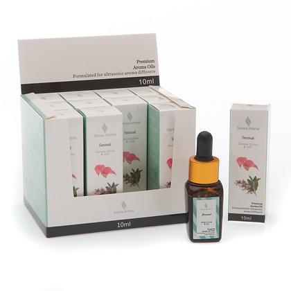 Sensual Premium Fragrance Oil 10ml (Case of 12) Unit Price £1.75