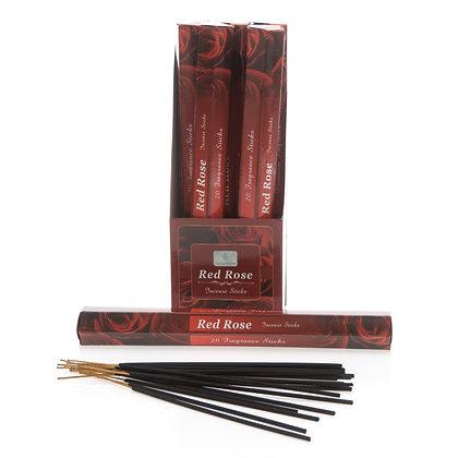 Rose Incense Sticks (Case of 12) Unit Price £1.50