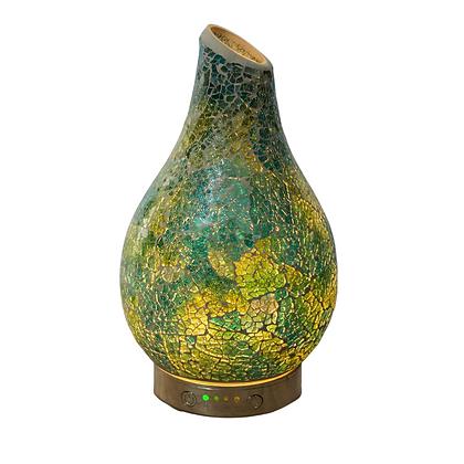 Portia Green Mosaic Diffuser (Case of 12) Unit Price £19.95