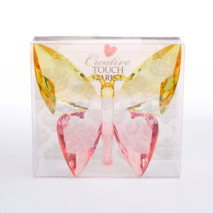 Yellow Pink ButterFly ( Case of 12) £3.95 Per Unit