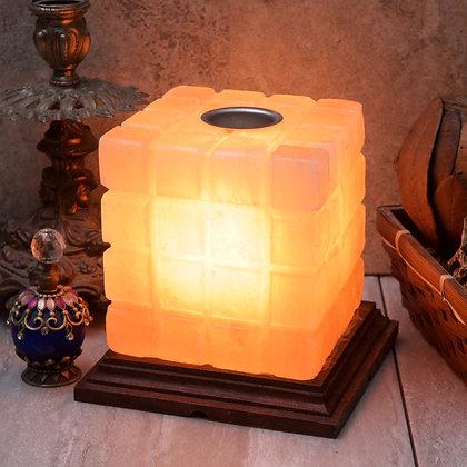 Cube Diffuser Salt Lamp