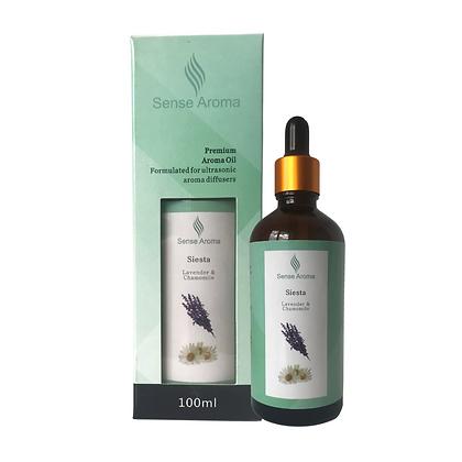 Siesta Premium Fragrance Oil 100ml (1 Unit/Bottle)