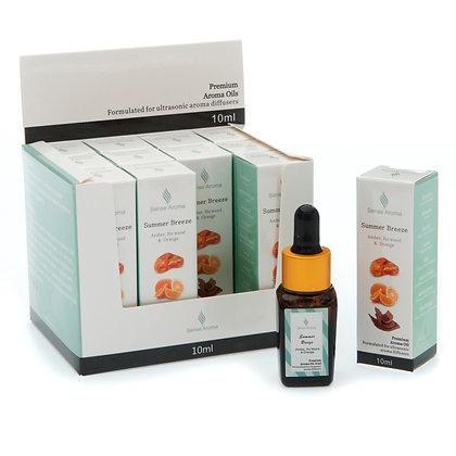 Summer Breeze Premium Fragrance Oil  10ml (Case of 12) Unit Price £1.75