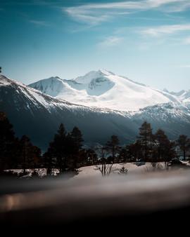 Snowy Mountain 3