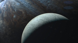 Europa and Jupiter