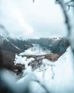 Winter Geiranger
