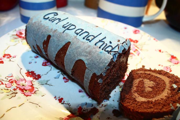 The depressed cake sale 2014