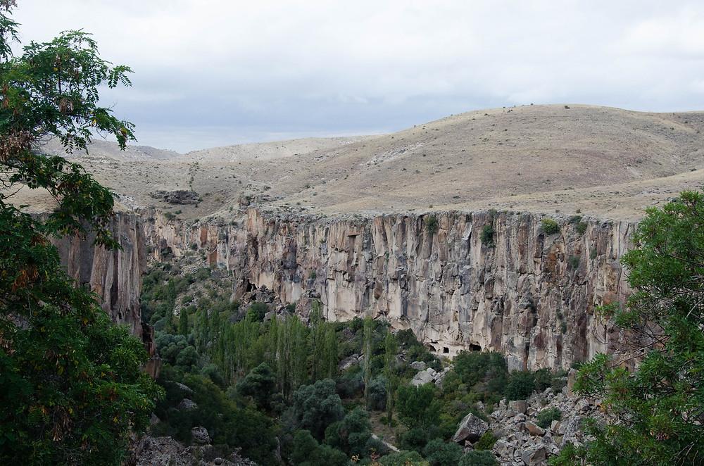 """alt=""""каньон ыхлара, каппадокия"""""""