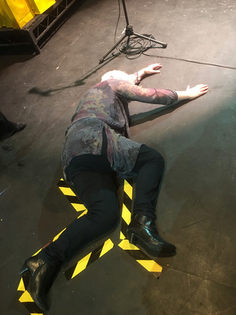 Man Down 2016 #coproduction