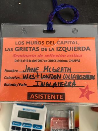 San Cristóbal de las Casas Zapatista Conference 2016
