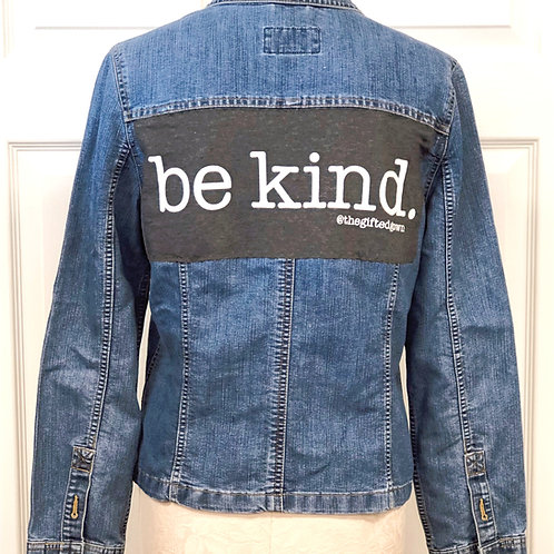 GG Jacket Project - Be Kind - M