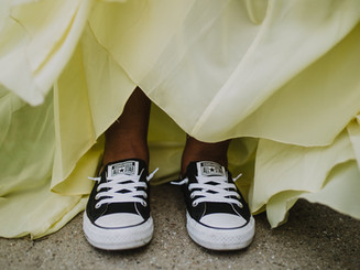 Sneaker Ball:  Photo Cred - Reagan Lynn Photography