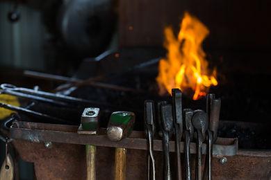 Iron Working Tools