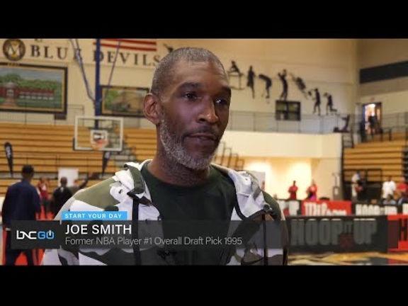 Joe Smith talks Hoop It Up