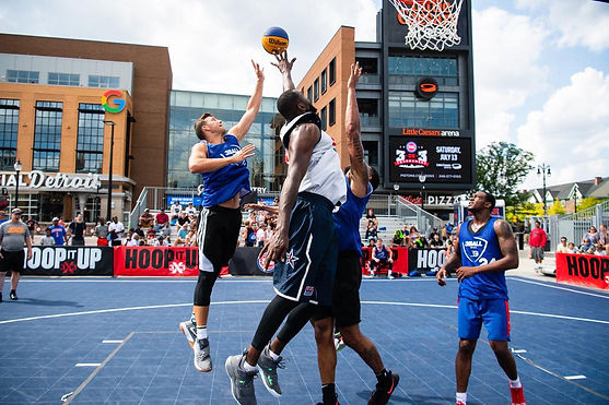 Hoop It Up Reaches Sanctioning Agreement with FIBA3x3