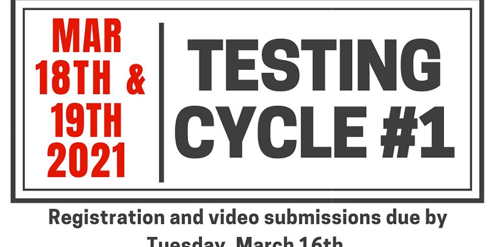 Testing Cycle #1.21.2