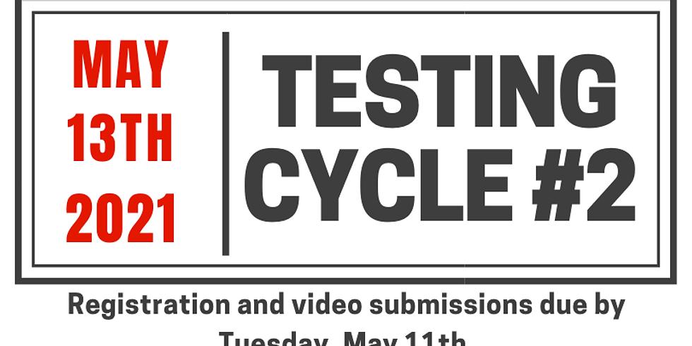 Testing Cycle #2.21.2