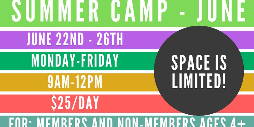 Summer Camp - June - FULL