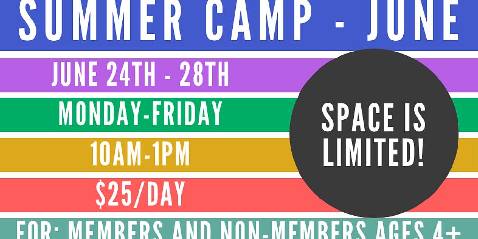 Summer Camp - JUNE