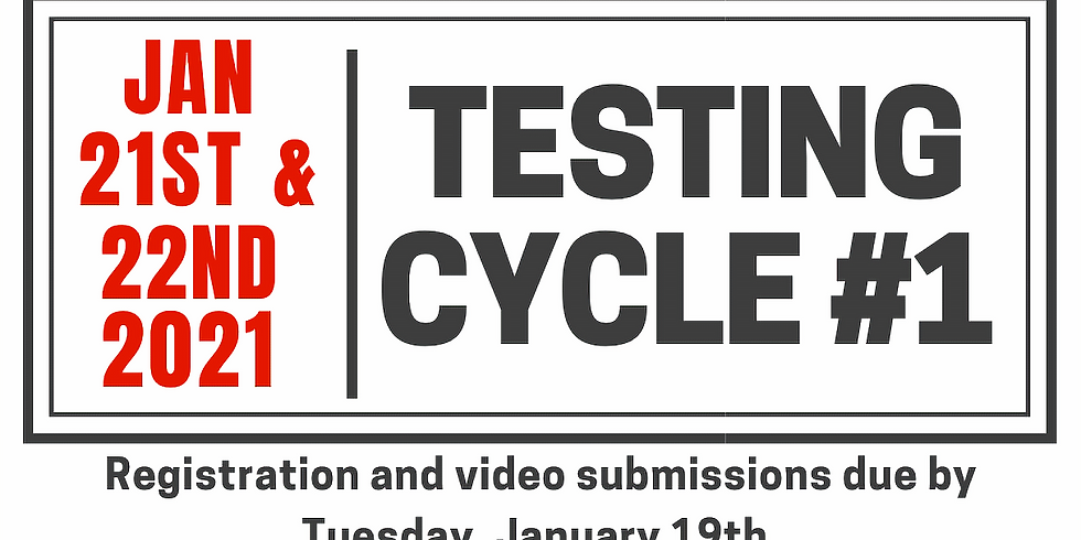 Testing Cycle #1.21