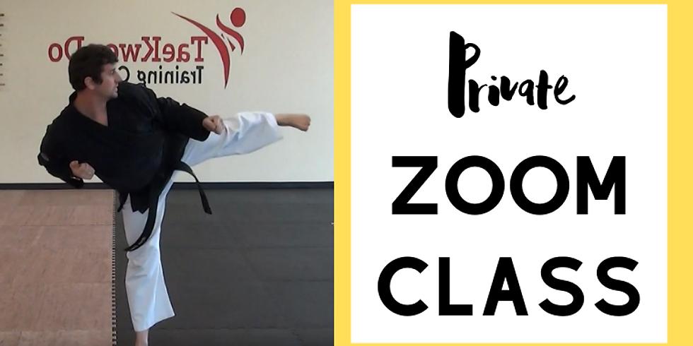 Private Zoom Lesson - April 29