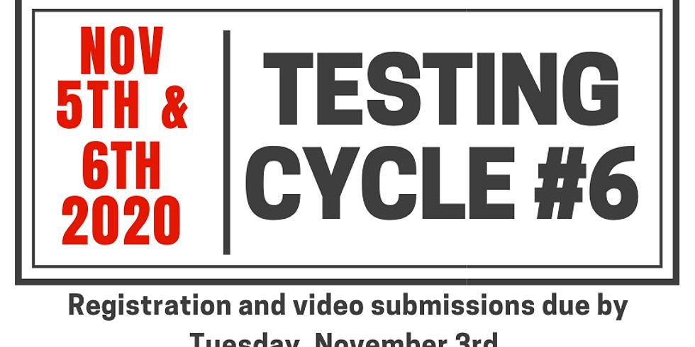 Testing Cycle #6.20