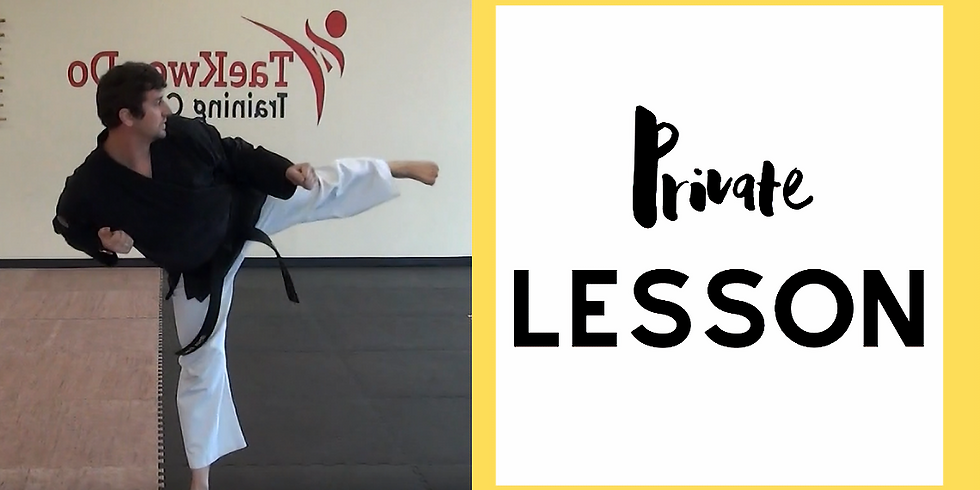 Private Lessons for October