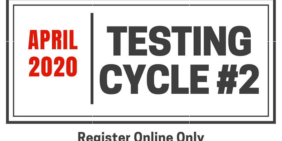 Testing Cycle #2.20
