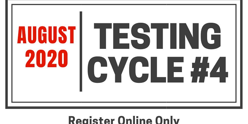 Testing Cycle #4.20.2