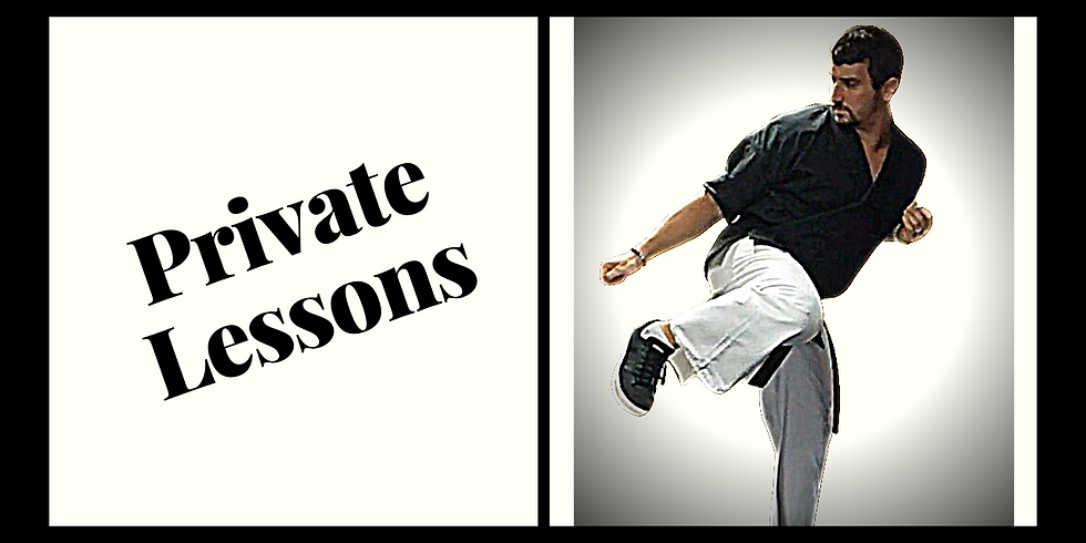 Private Lessons for February (Thursday)