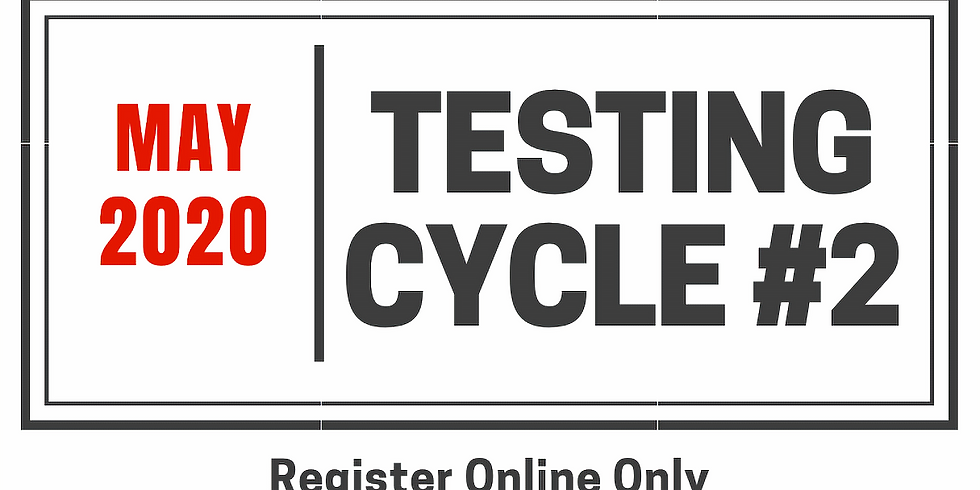Testing Cycle #2.2 continued