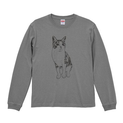 Long sleeb T-shirtsB【長袖TシャツB】