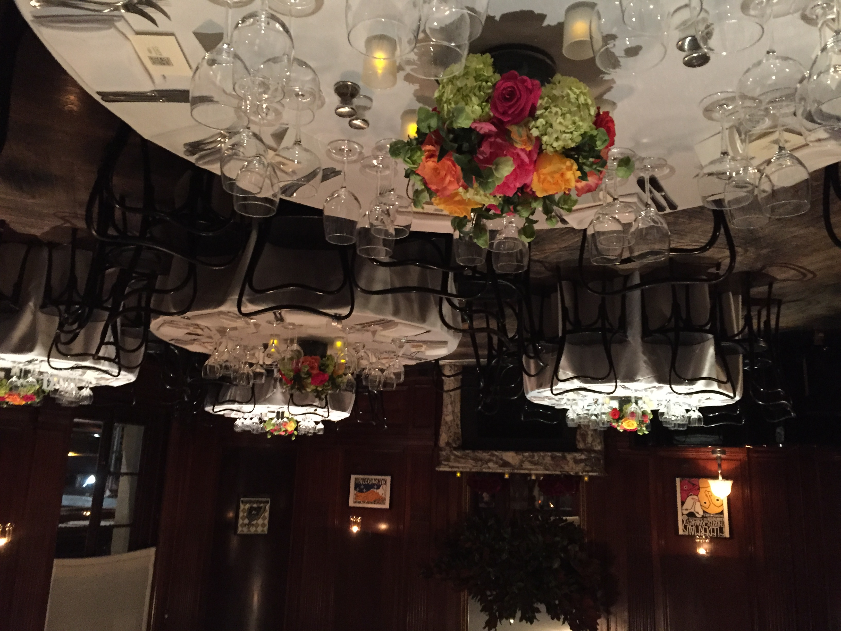 Private Dinner Café Sabarsky