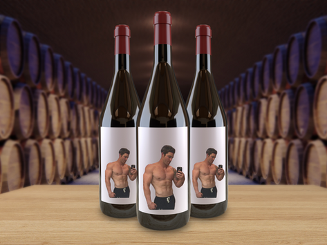 Podcast: Wine & The Shirtless Selfie Guy