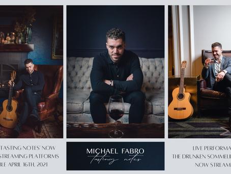 Podcast: Spanish Guitar & Spanish Wine with Michael Fabro