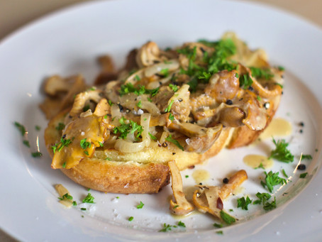 Chanterelle Season: It's The Most Wonderful Time Of The Year