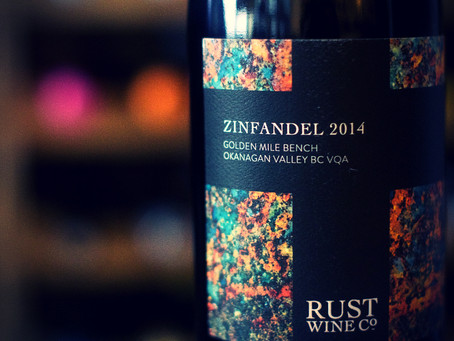 My Love Affair With Zinfandel