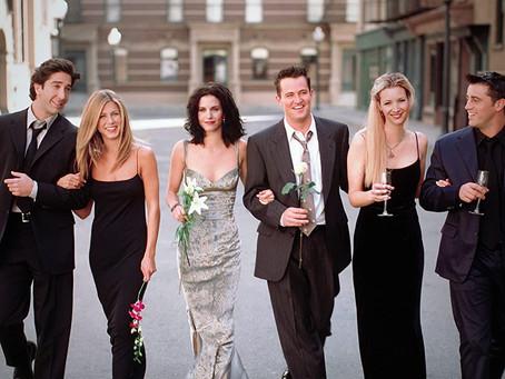 F•R•I•E•N•D•S: The Cast of 'Friends' As Wines