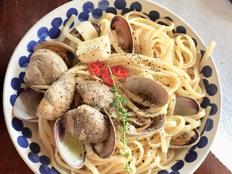 Oh, Vongole: Where Have You Been All My Life?