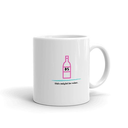 """""""This might be wine"""" Coffee Mug"""