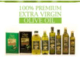 Ciuti 100% EVOO Tins and Bottles (glass/PET)
