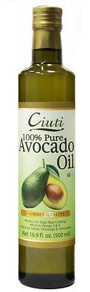500 mL Ciuti Avocado Oil