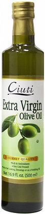 500 mL Ciuti Spanish Extra Virgin Olive Oil
